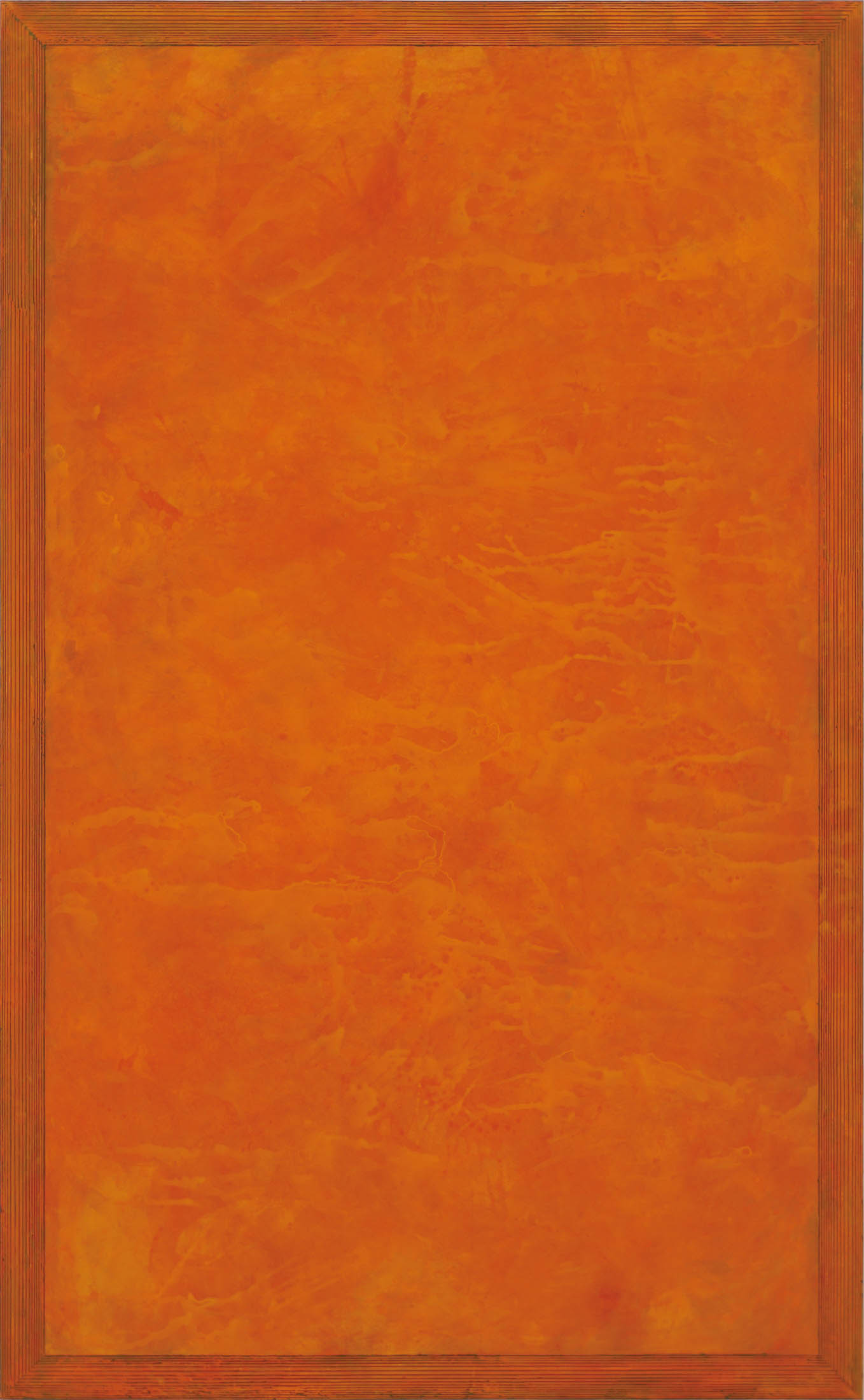 Turning spatial (orange)