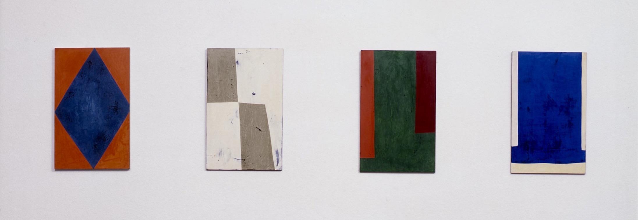"""""""4 Paintings"""""""